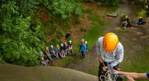 Rope Climbing Team