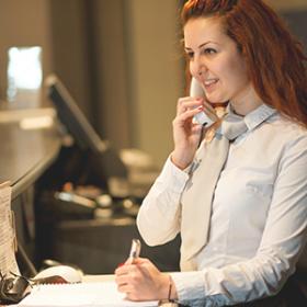 JCA Receptionist/Administrator